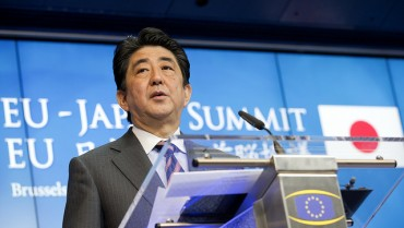 Japanese Prime Minister Abe Makes the Most Thoughtless Comments