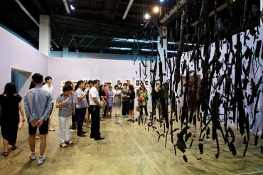 Art Works at Gwangju Biennale Embroiled in Damage Suits