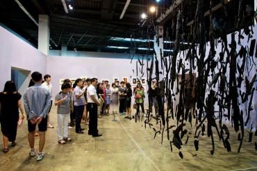 Art Works at Gwangju Biennale Embroiled in Damage Suits