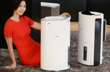 LG Electronics, No.1 Seller of Dehumidifiers in the World