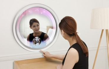 Virtual Mirrors, Virtual Fitting: Samsung Shares the Future of Shopping