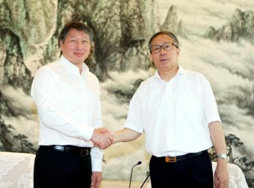 SK Chairman Set to Revitalize Its Businesses with China