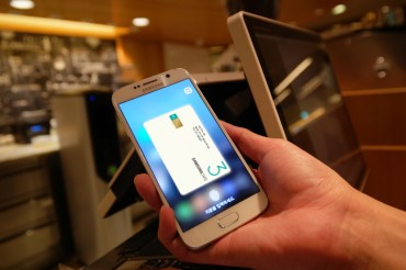 Card Industry Busy Preparing for Full-fledged Use of Samsung Pay