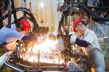 Rising Wages in Korean Automotive Industry Lower International Competitiveness