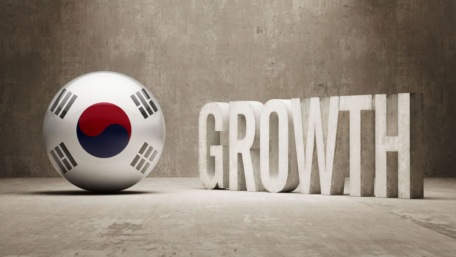 According to the World Financial Markets and Bloomberg, the growth rate of real GDP compared to the previous quarter stayed at 0.3 percent.  (image: Kobiz Media / Korea Bizwire)