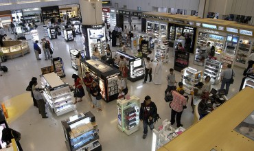 Fraudulent Credit Cards Used to Purchase Inflight Duty-Free Products