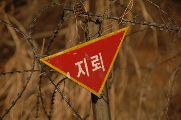 489 Years to Remove Landmines in South Korea