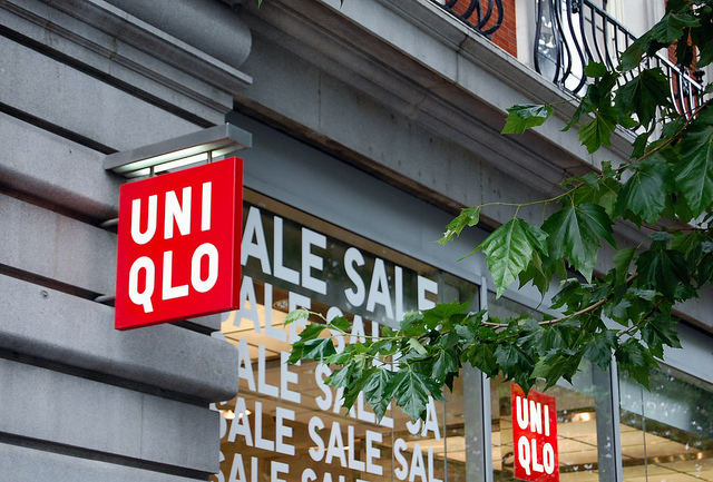 Uniqlo Korea Increases Prices up to 20 Percent