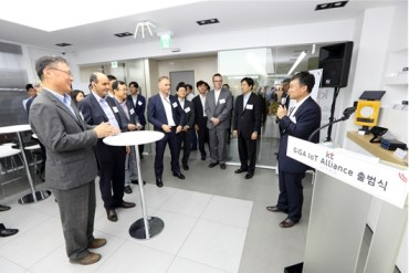 KT Launches Korea's Largest Open Consortium to Develop IoT