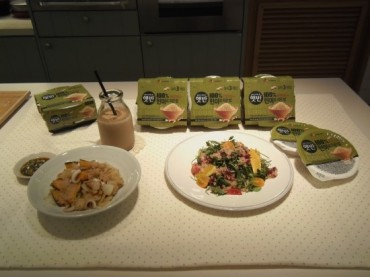 Korean Food Industry Expands Instant Meal Products Targeting Solo Diners