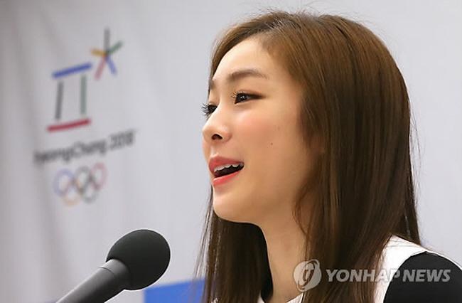 Kim Yu-na Named Ambassador for Youth Olympics