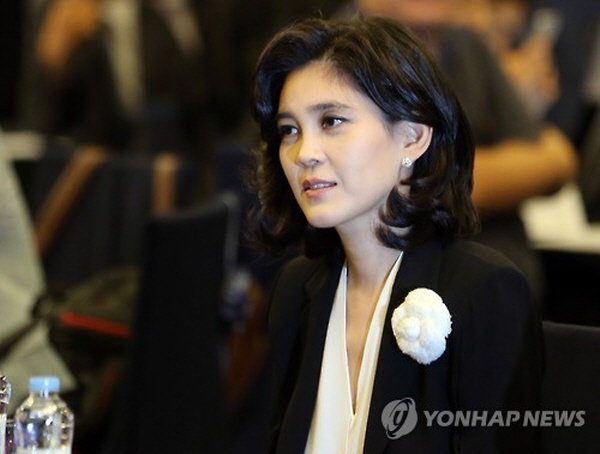 Lee Boo-jin, CEO of hotel chain operator Hotel Shilla, filed for a divorce in October last year. (image: Yonhap)