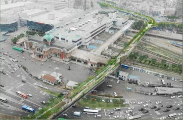 Fashion Shows, Diving Competitions Coming to Seoul Station Overpass