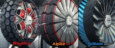 Hankook's Futuristic Tires Win IDEA Award