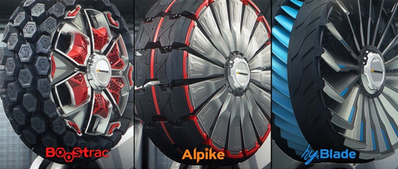 Hankook's Futuristic Tires Win IDEA Award