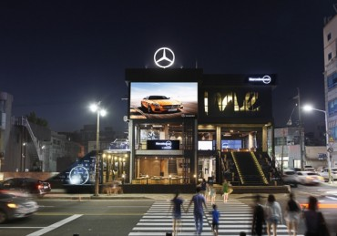 Mercedes-Benz Says Its Cars Sold in S. Korea Subject to Software Fix