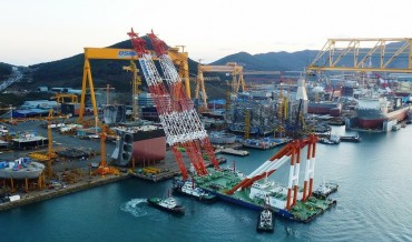 Daewoo Shipbuilding Pushes for Massive Restructuring