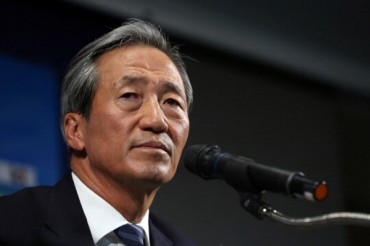 Korean Billionaire Chung Mong-joon to Join FIFA Presidential Race
