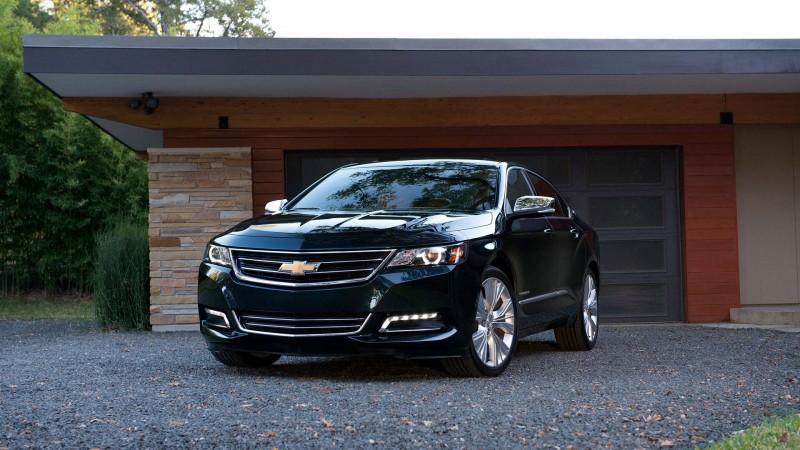 GM's Impala Threatens Hyundai's Grandeur in Home Market