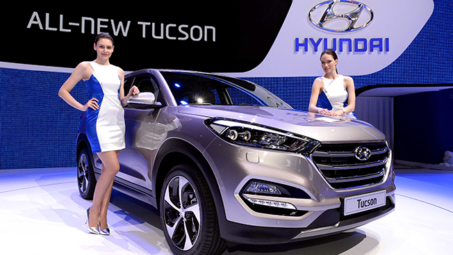 Hyundai's Tucson, Best Compact SUV in Germany