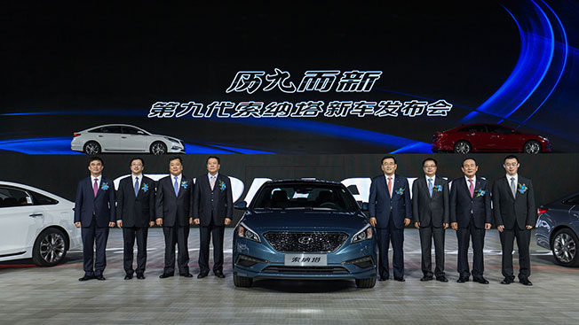Hyundai Motor Sees Sales in China Plummet