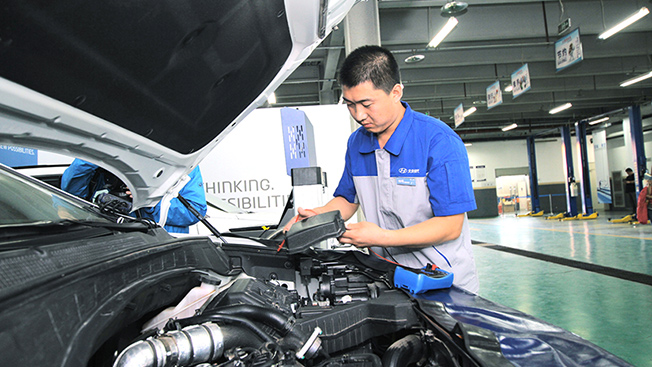 The goal of the personnel shuffle was to refresh the atmosphere of its Chinese business, and to strengthen the ability of the organization to meet the needs of the fast-changing Chinese market. (image: Hyundai Motor)