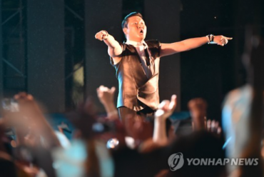 Psy to Heat Up City Hall Plaza