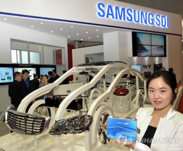 Samsung SDI to Team up with Audi to Develop Battery for Electric SUV