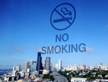 Subway Exits Included in Smoke-Free Zones