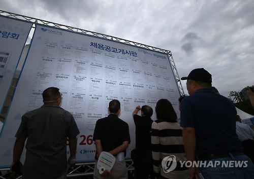 While the number of Koreans with a PhD is increasing rapidly, the demand for those who have completed higher education is not showing any growth, worsening employment conditions for high-quality human resources. (Image : Yonhap)