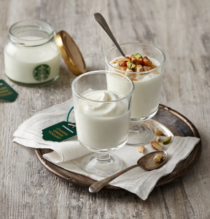 Greek Yogurt from Starbucks. (Image : Starbucks Homepage)