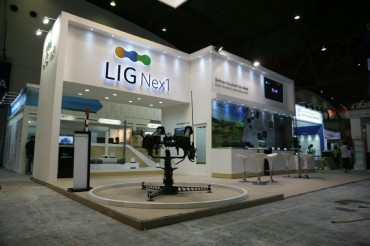 S. Korean Defense Firm LIG Nex1 to Go Public Next Month