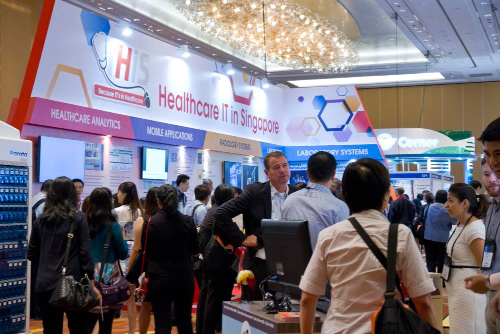 VioSuite and Vitality Solutions, as well as the company's flagship products VitreaAdvanced® and VitreaView® software, will be showcased at the 9th Annual HIMSS Asia Pacific Conference and Exhibition in booth 200. (image: HIMSS Asia Pacific)