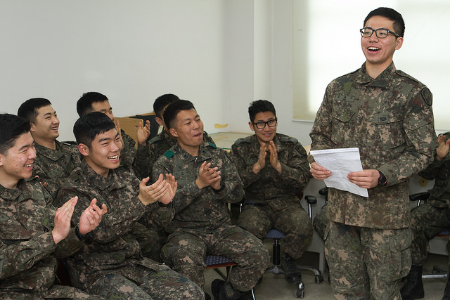 LG Uplus to Supply Receive-only Mobile Devices to All Military Barracks for Free