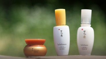 Korea's Top Cosmetic Maker Looks beyond Asia-Pacific Beauty Market