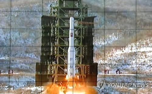 N. Korea Delivers Bellicose Rhetoric in Their Satellite Launching
