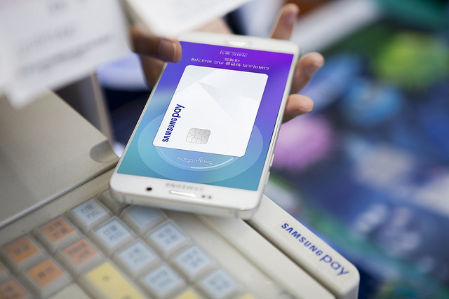Samsung Pay Processes 1.5 Mln Transactions in One Month after Its Debut