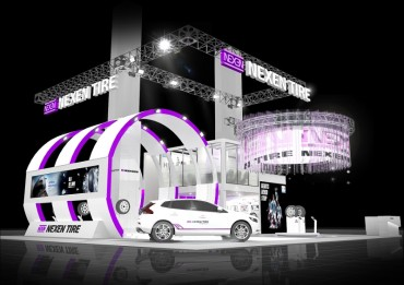 Nexen Tire to Exhibit Its Outstanding Quality Products at 'IAA Frankfurt Motor Show 2015′