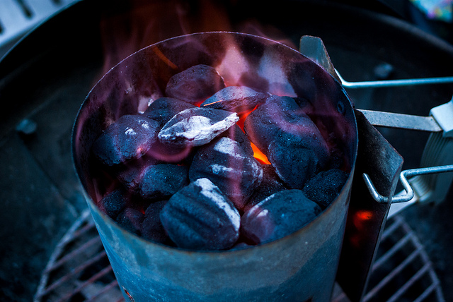 "The number of cases of so-called ""charcoal suicide"" has surged since 2008, when a Korean celebrity killed himself by burning charcoal inside his car. In 2007, there were only 87 cases, but the number increased by 21 times to 1,825 in 2013. (image: Robert S. Donovan/flickr)"
