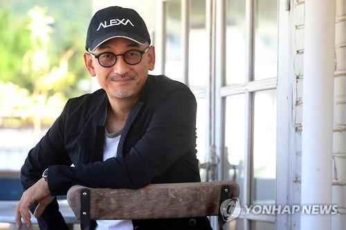 "Filmmaker Lee Joon-ik of ""The Throne"" (image: Yonhap)"