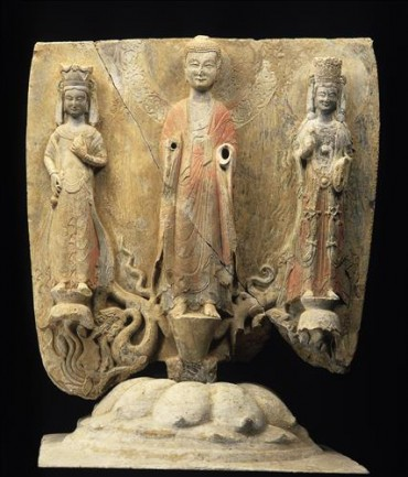 700-Year Journey of the Statue of Buddha Told in One Place