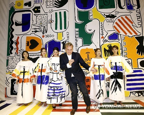 From Outrageous to Conservative: Castelbajac Exhibition Opens in Daegu
