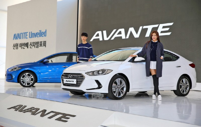 Hyundai Launches All-new Avante to Target Global Customers