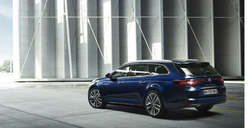 Renault to Introduce Talisman in Korea Next Year