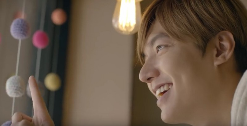 Ad for Trip to S. Korea Featuring Lee Min-ho Breaks 20 mln Views