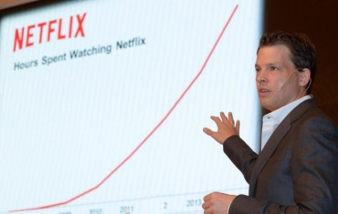 Netflix to Tap into S. Korean Market in 2016
