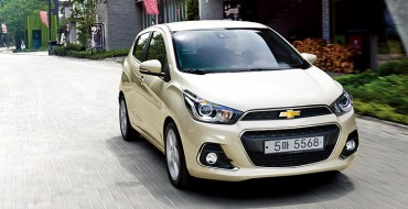 Chevrolet Spark Leads Compact Car Sales