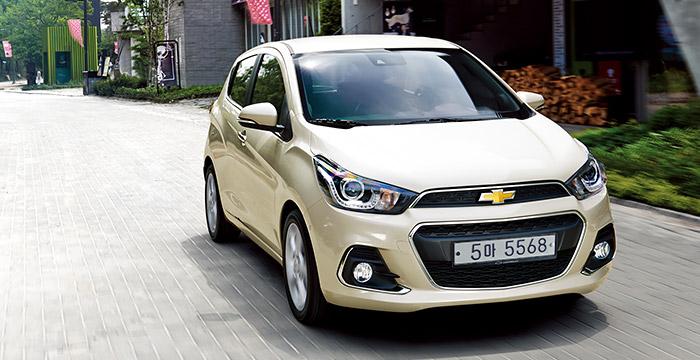 Chevrolet Spark Leads Compact Car Sales