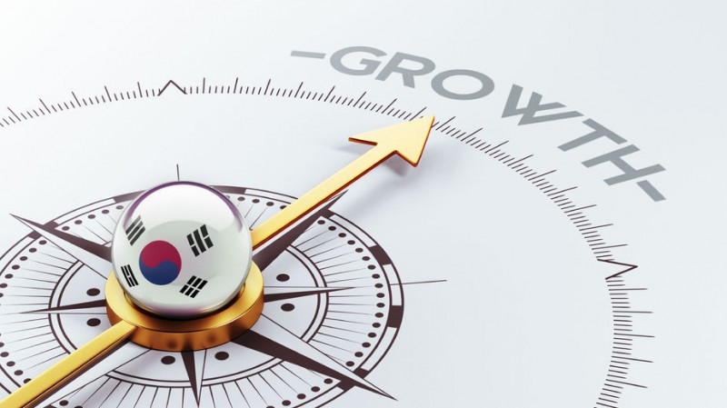 S. Korea's Growth Forecast to Dip to 2 pct Range in 2016