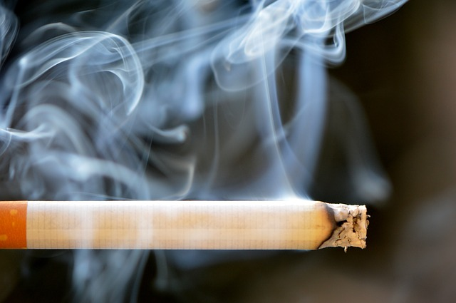 A new study has revealed that smoking is the cause of almost half of the strokes suffered by individuals under the age of 45. (Image : Pixabay)